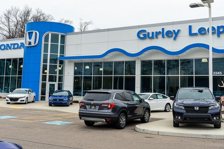 Gurley Leep Honda