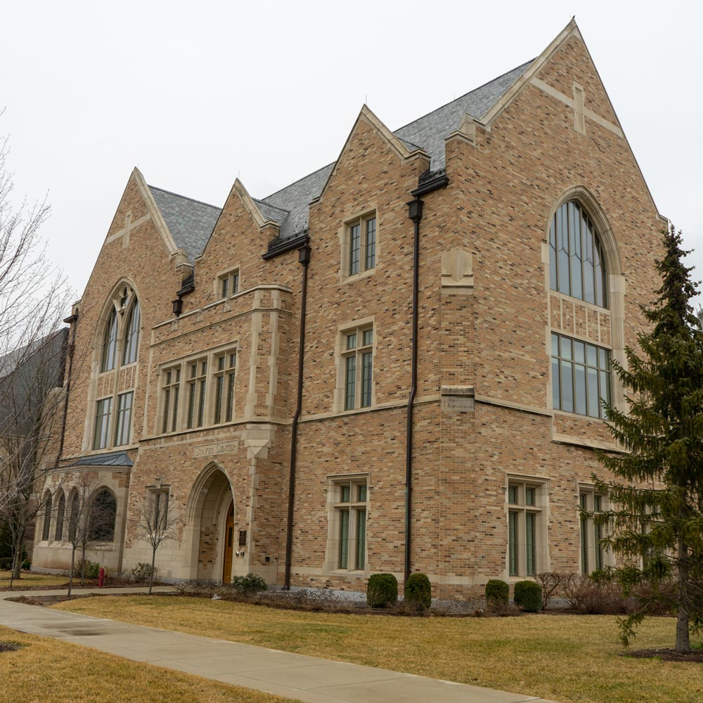 Stayer Hall