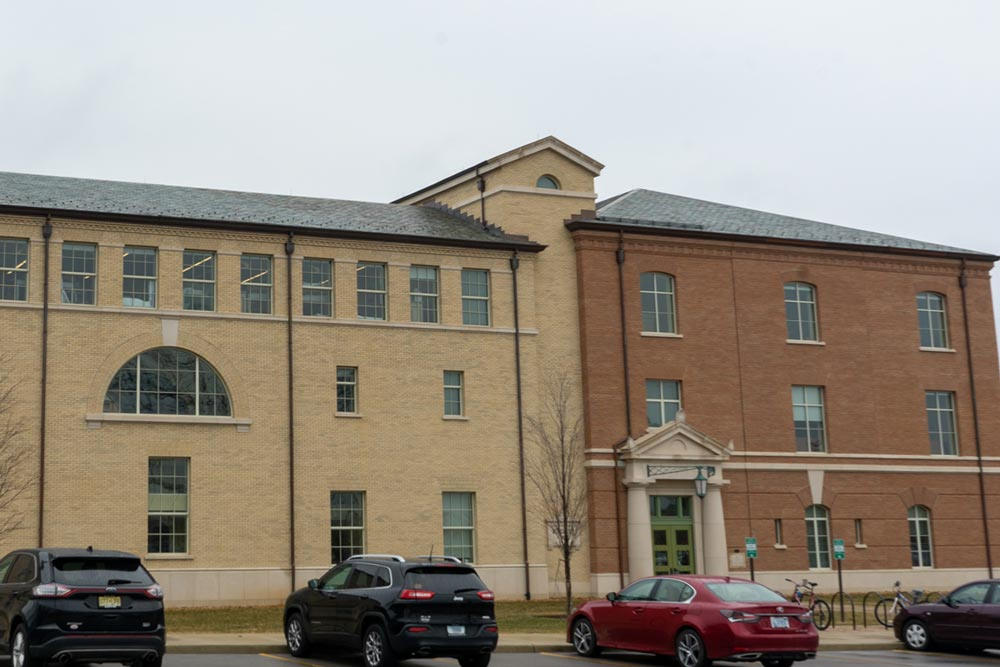 Walsh Family Hall