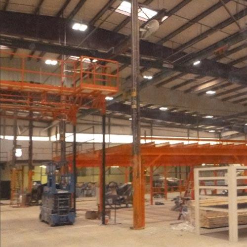 Elevated Work Platforms