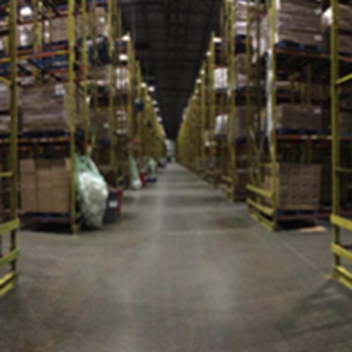 Grocery Distribution Centers